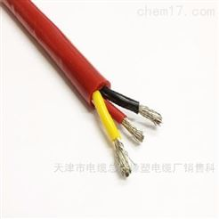 硅橡胶耐高温电缆KGG