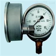 YTHN524/TN524布莱迪全不锈钢/一般耐震压力表旋压密封式