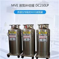 杜瓦瓶DC230LPMVE液氮补给罐