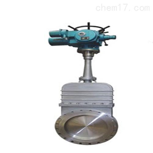 不锈钢DMZ973X电动暗杆刀形闸阀