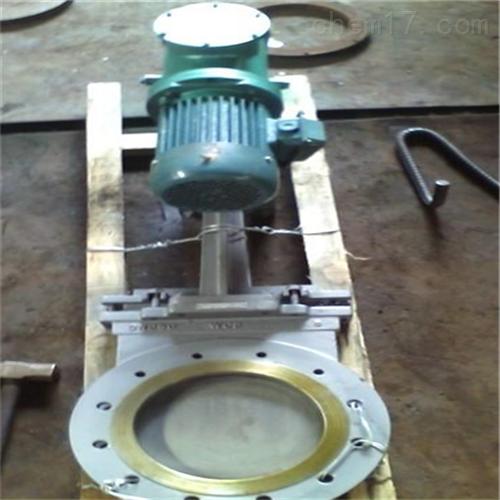 不锈钢PZ273电液动刀型闸阀