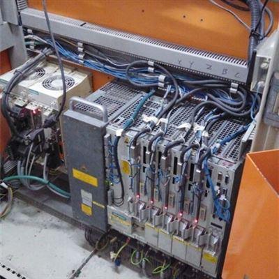河南西门子840DSL屏幕显示花屏闪屏维修专业