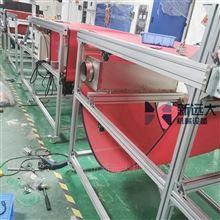 静电驻极带吸风机静电驻极机熔喷布接料卷料面分剪机