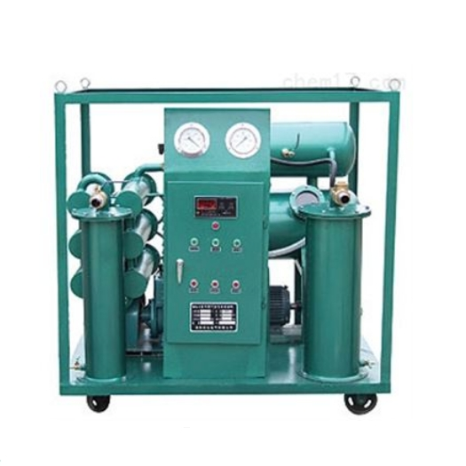 净油能力6000L/h真空滤油机