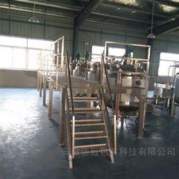 广西梧州液体水溶肥生产线