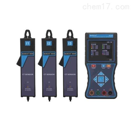 SMG3000 手持式三相相位伏安表