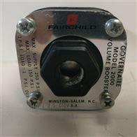 2000仙童Fairchild增压器M2000气动容积
