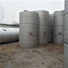 加工定制30立方不锈钢储罐