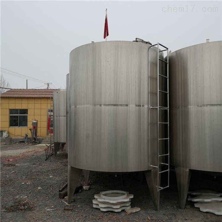 加工定制10立方不锈钢储罐