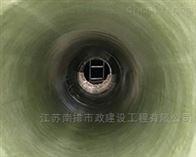 地下排水管道原位CIPP紫外光固化修复