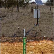 土壤剖面水分温度测量系统