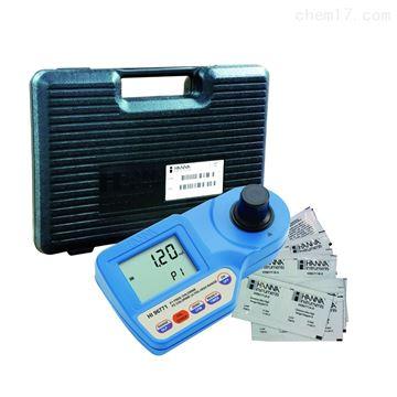 HI96771意大利哈納微電腦餘氯超高濃度氯濃度測定儀