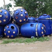 二手5吨搪瓷反应釜12台