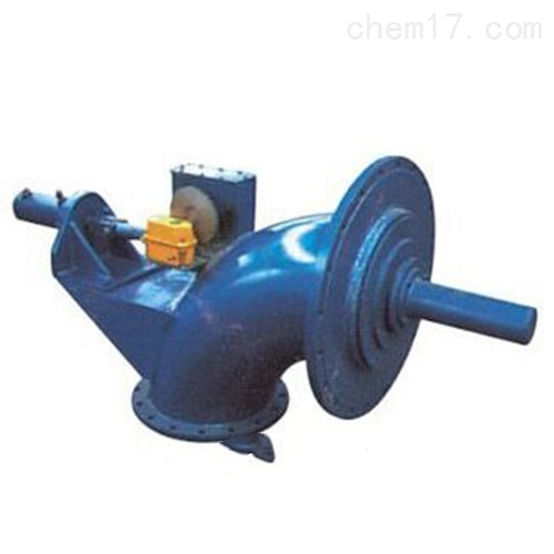 QP741W液动角型废气阀