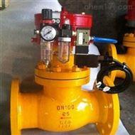 QDY421F-16液压紧急切断阀
