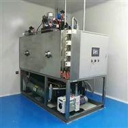 二手设备出售二手2平方真空冷冻干燥机2台