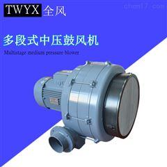 吹膜机吹气专用HTB高压力鼓风机