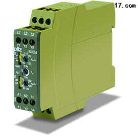 PMDsrangePILZ皮尔兹 电子监控继电器