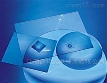 錐形凹槽平凹 (PCV) 菲涅耳透鏡