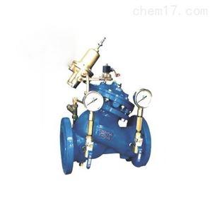 减压稳压逆止电动控制阀DX236X实力厂家