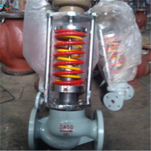 ZZYP不锈钢自力式压力调节阀