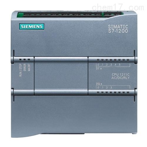 西门子CPU 1214C模块