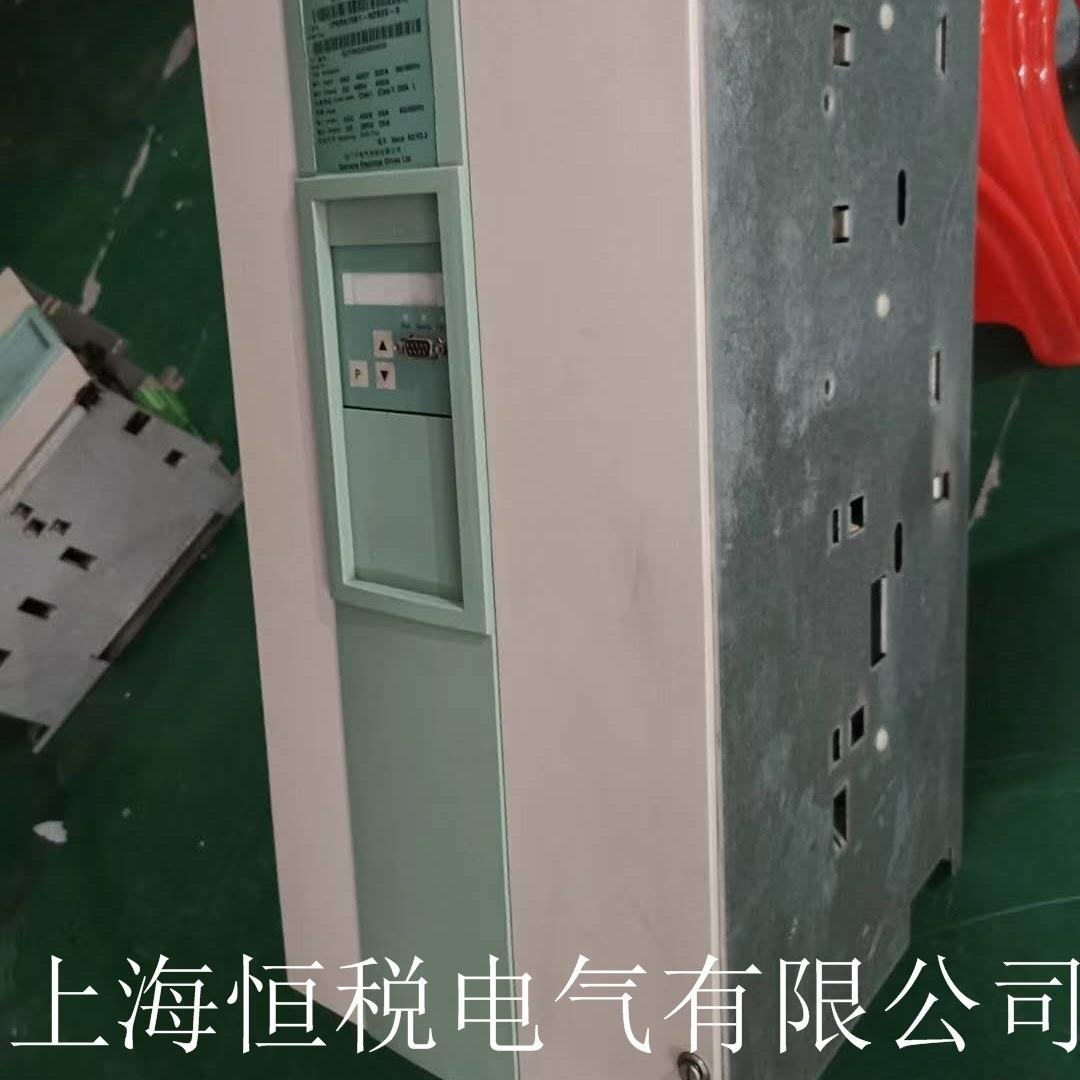 西门子6RA70调速器报F001故障无法复位维修