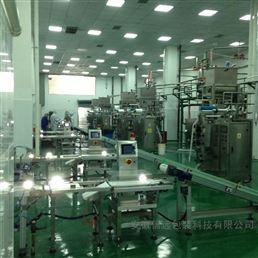 江苏苏州酱料全自动给袋式包装机