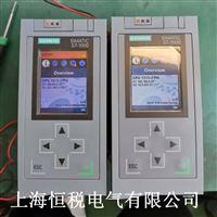 西门子PLC1516控制器面板指示灯不亮维修