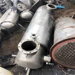 二手钛材降膜蒸发器回收价格