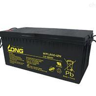 WPL200-12NLONG广隆蓄电池WPL系列