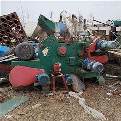 9成新二手综合破碎机回收低价转让