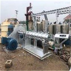 二手420型牧羊颗粒机成套机组回收