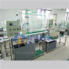 GZW072给水厂处理工艺模拟实验装置