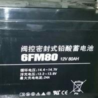 6FM80-X威神蓄电池6FM系列中国区域销售