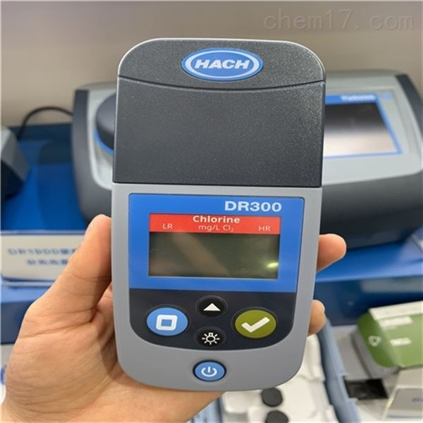 哈希DR300技術參數