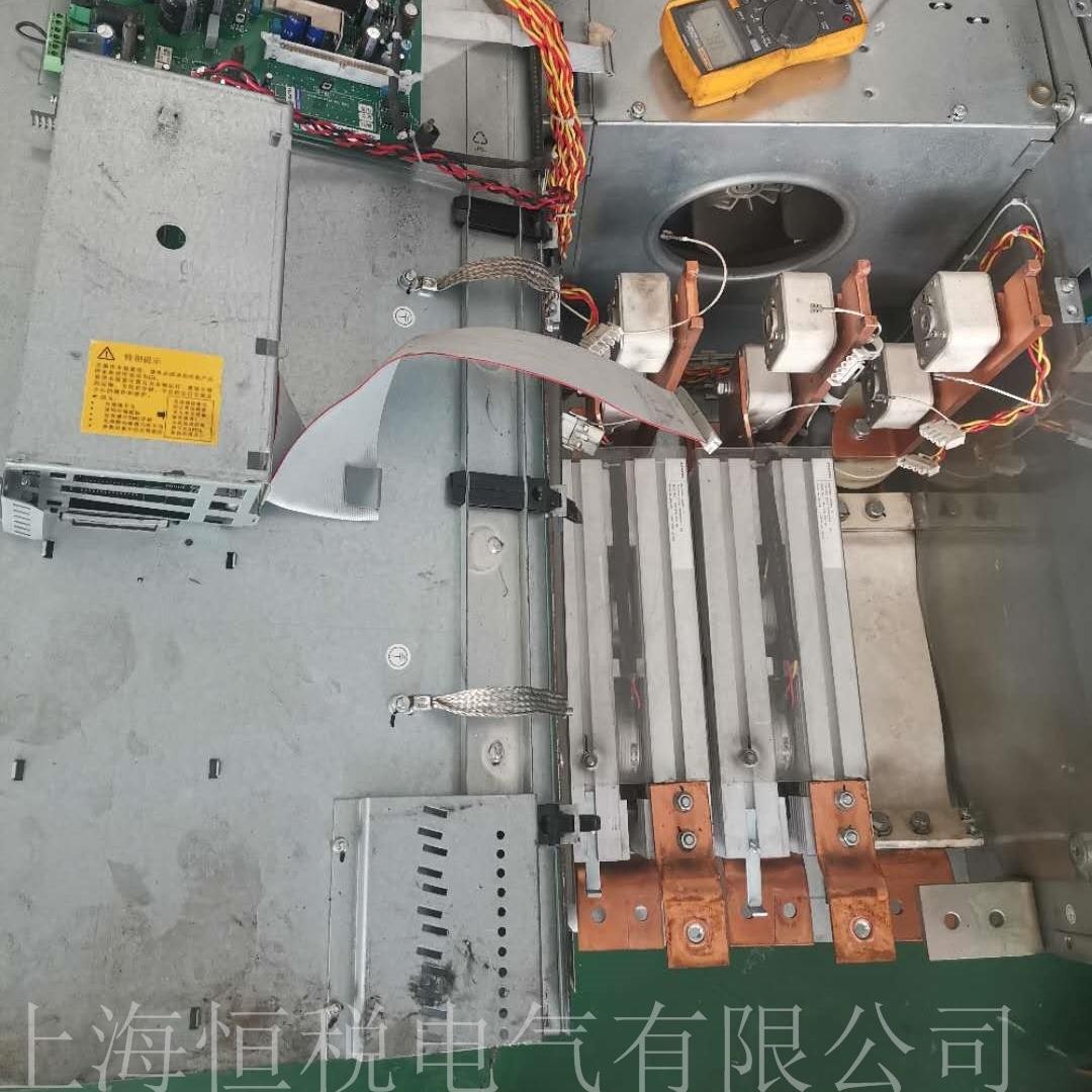 西门子调速器6RA70开机启动无输出维修