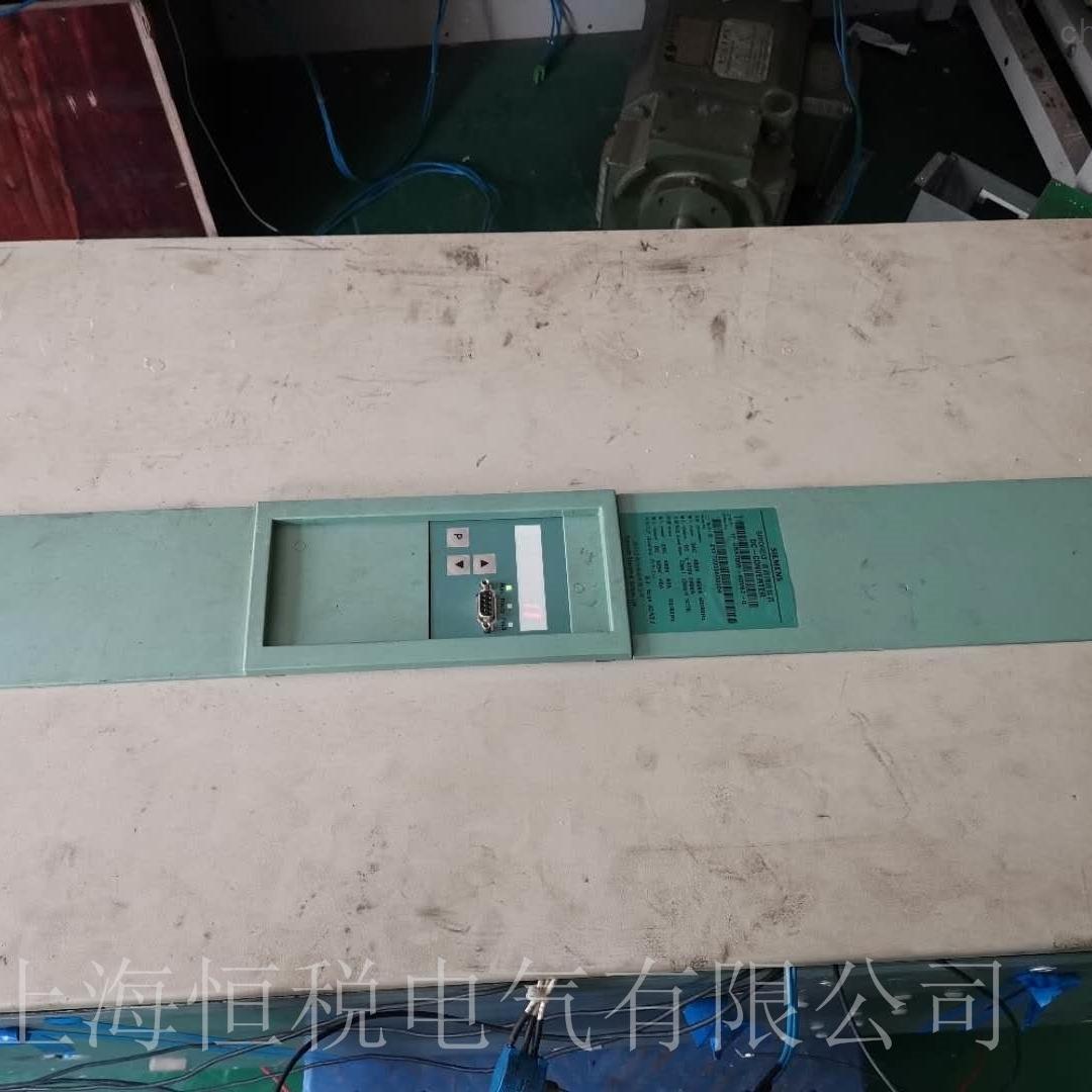 西门子6RA70调速器主板坏维修中心