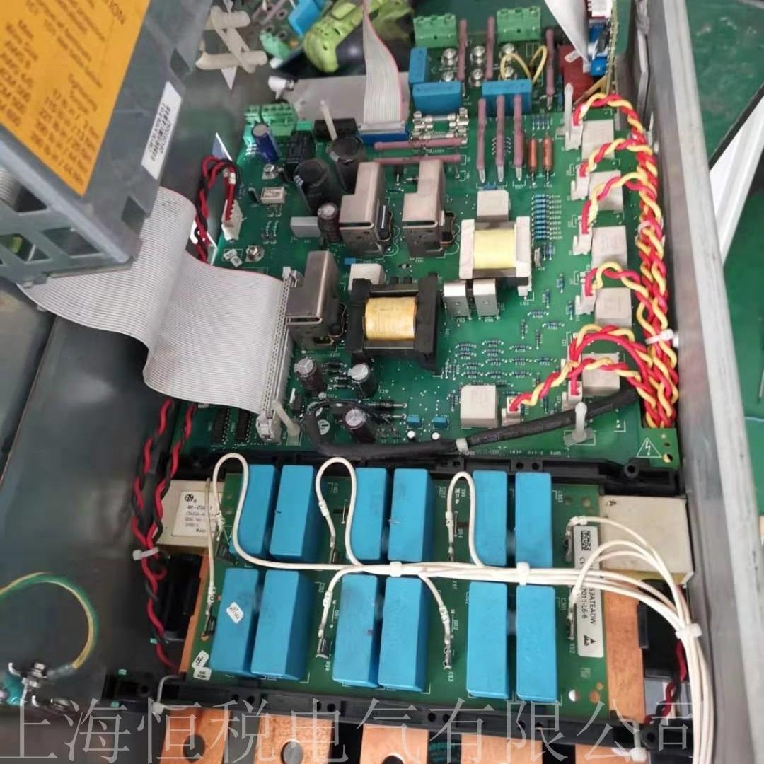 西门子6RA70调速器报F001故障维修检测
