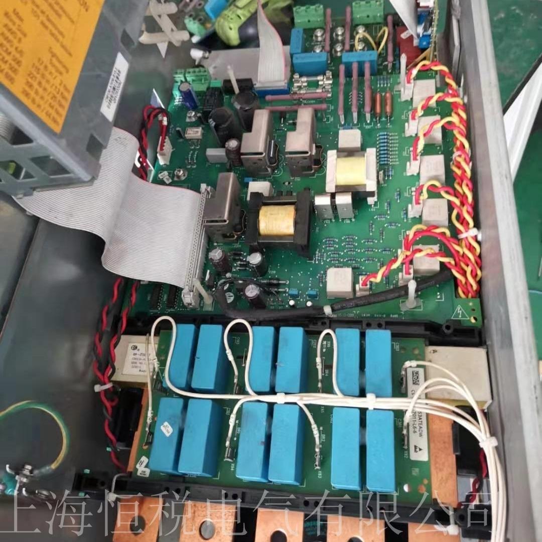 西门子调速器6RA70报F006故障无法复位维修