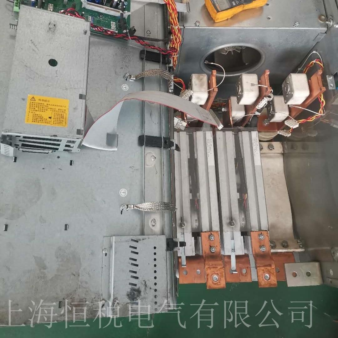 西门子6RA70调速器启动报故障维修检测中心