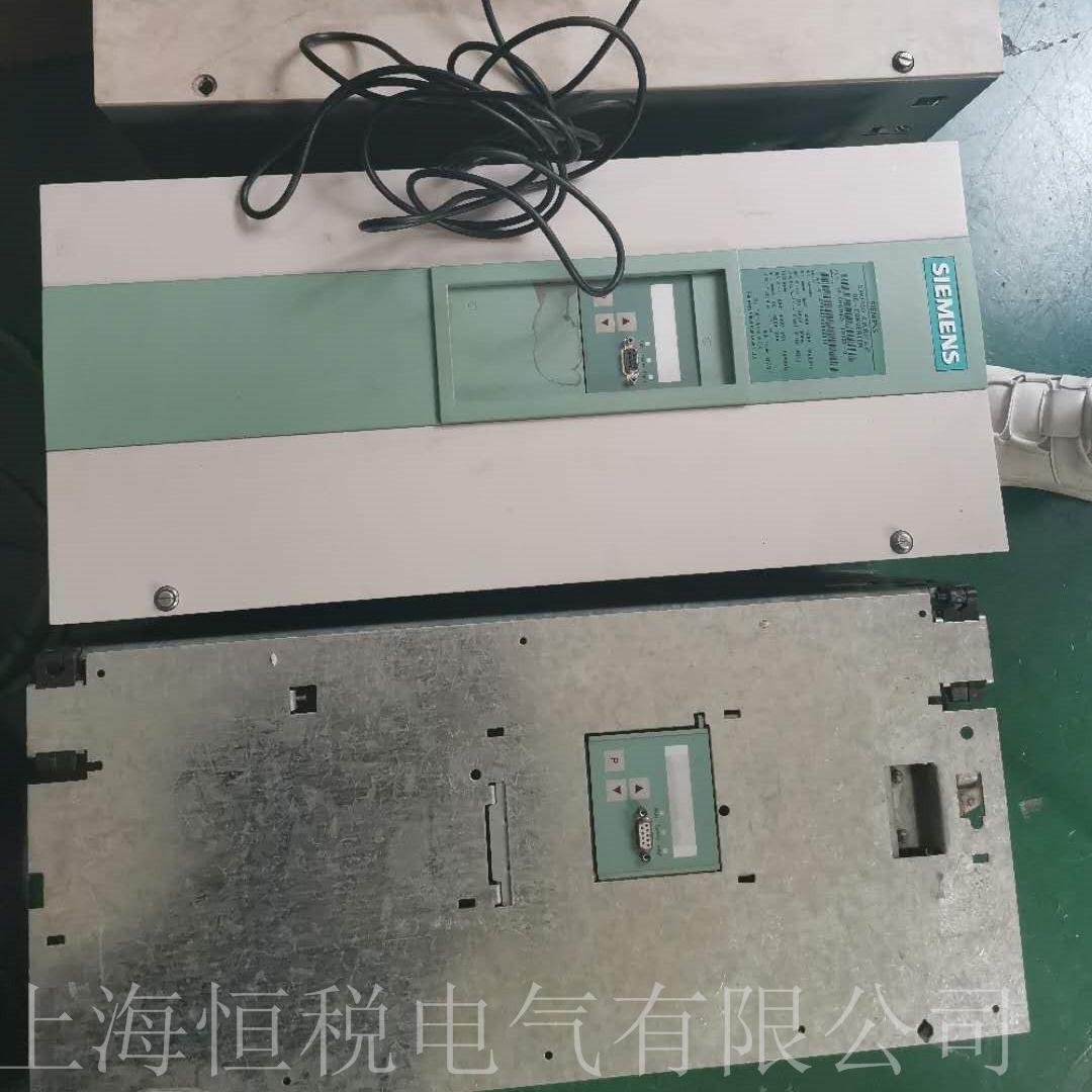 西门子调速器6RA7095上电报警F007解决方法