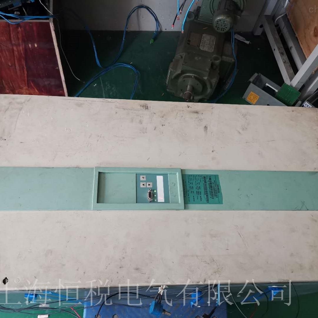 西门子6RA7095面板显示报警F001维修检测