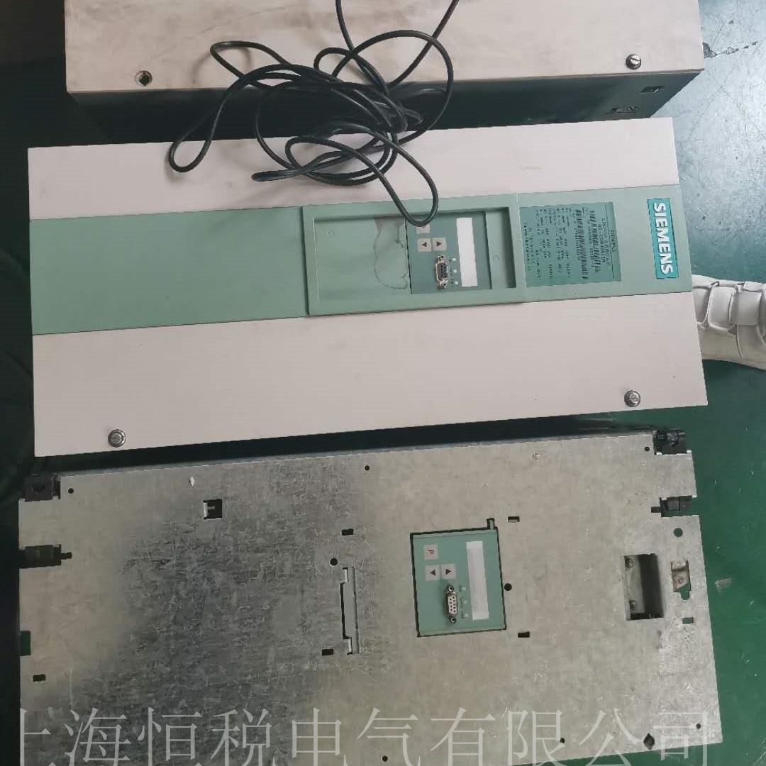 西门子6RA7095启动报警F067故障检测