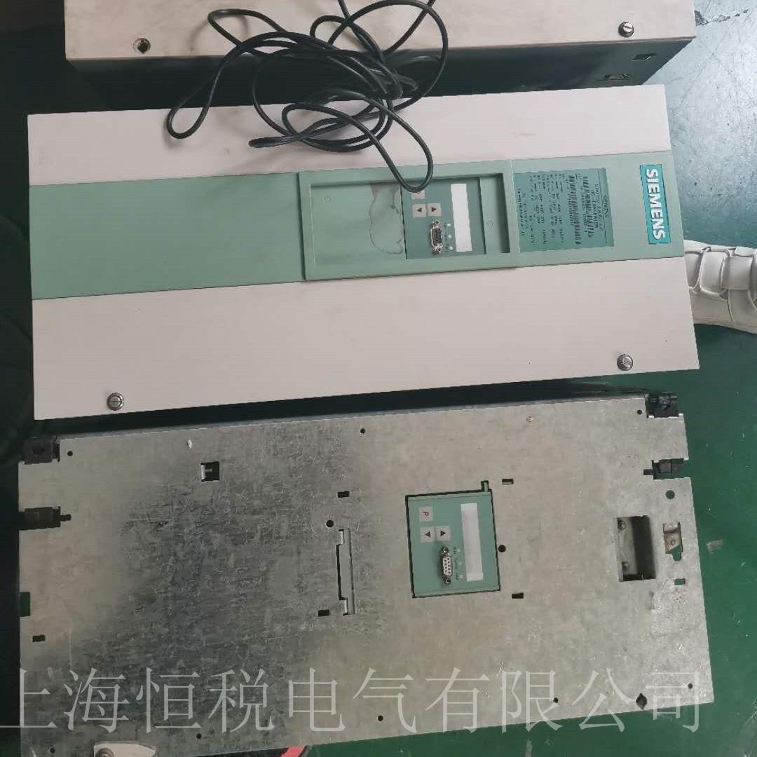 西门子6RA7093调速器报警F040解决方法