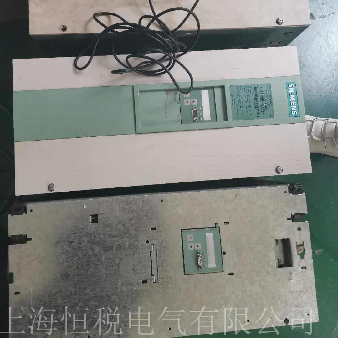西门子6RA7091上电烧保险丝原因分析