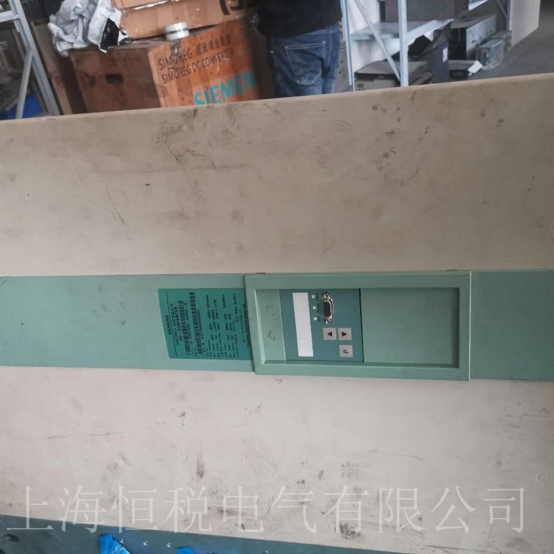 西门子6RA7091启动面板显示F004修复专家