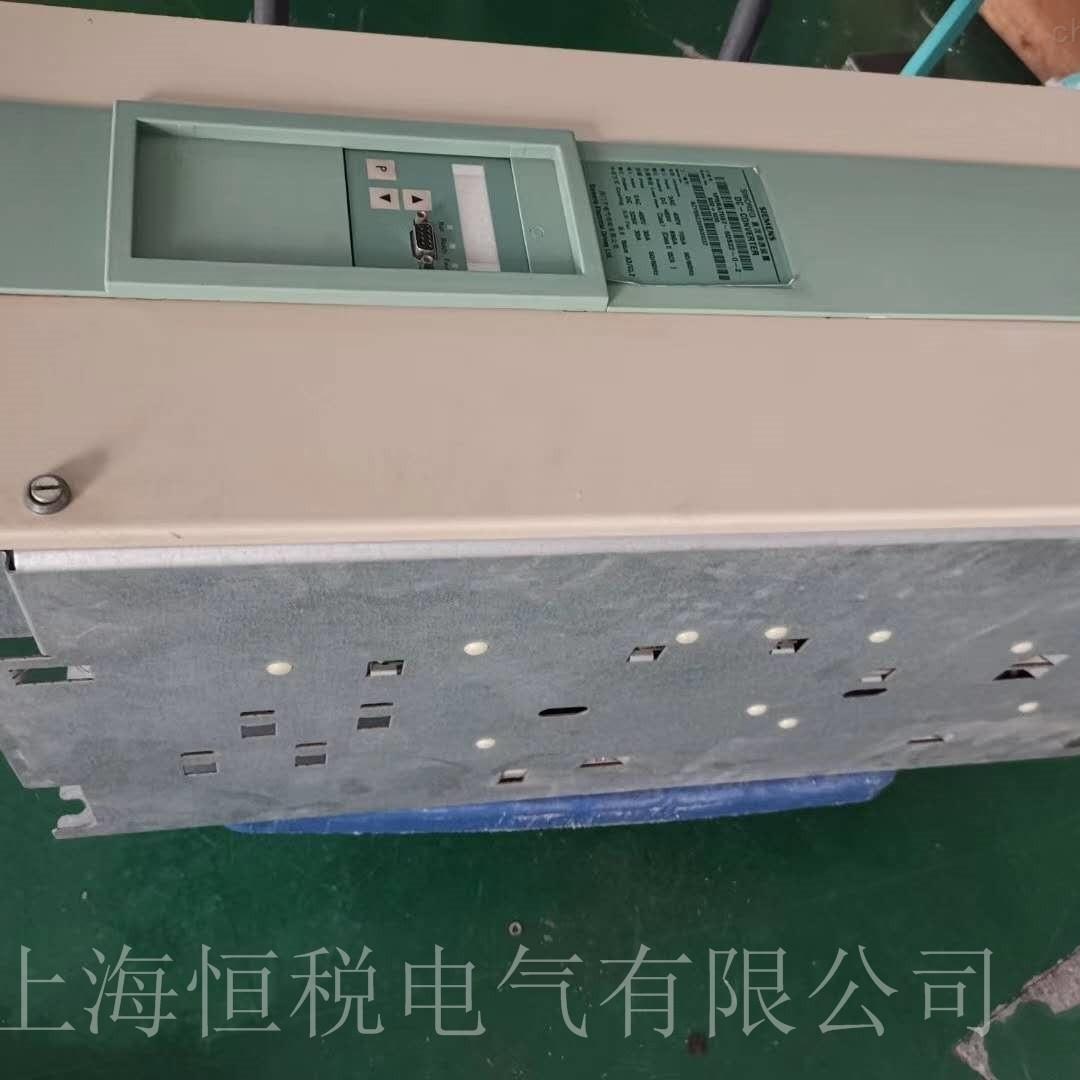 西门子调速器6RA7091运行报警F005维修专家