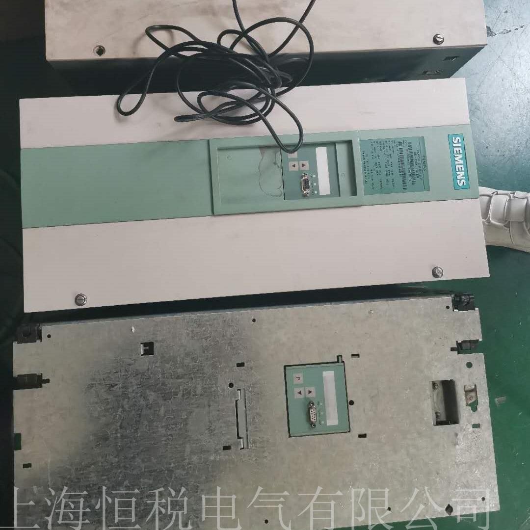 西门子6RA7091面板显示F007故障解决方法