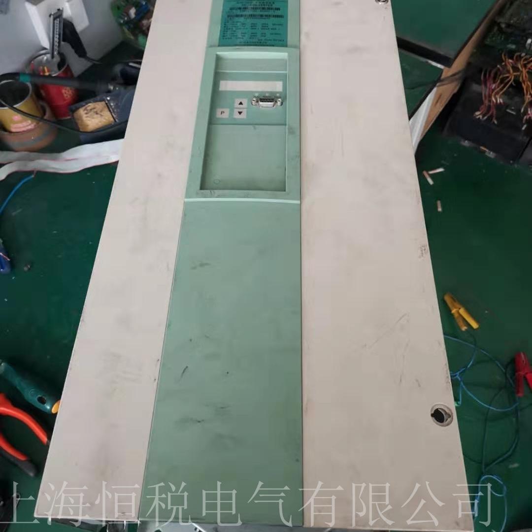 西门子6RA7091调速器面板报警F038故障修复